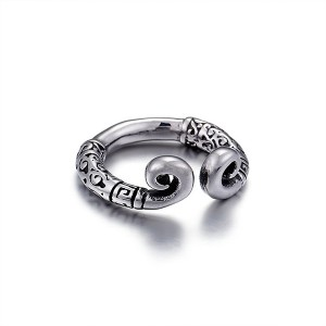 True Love Journey to the West Stainless Steel Ring Men