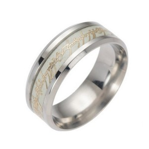 8mm Celtic Tungsten Rings for Men Women Dragon Design Tungsten Carbide Band Comfort Fit