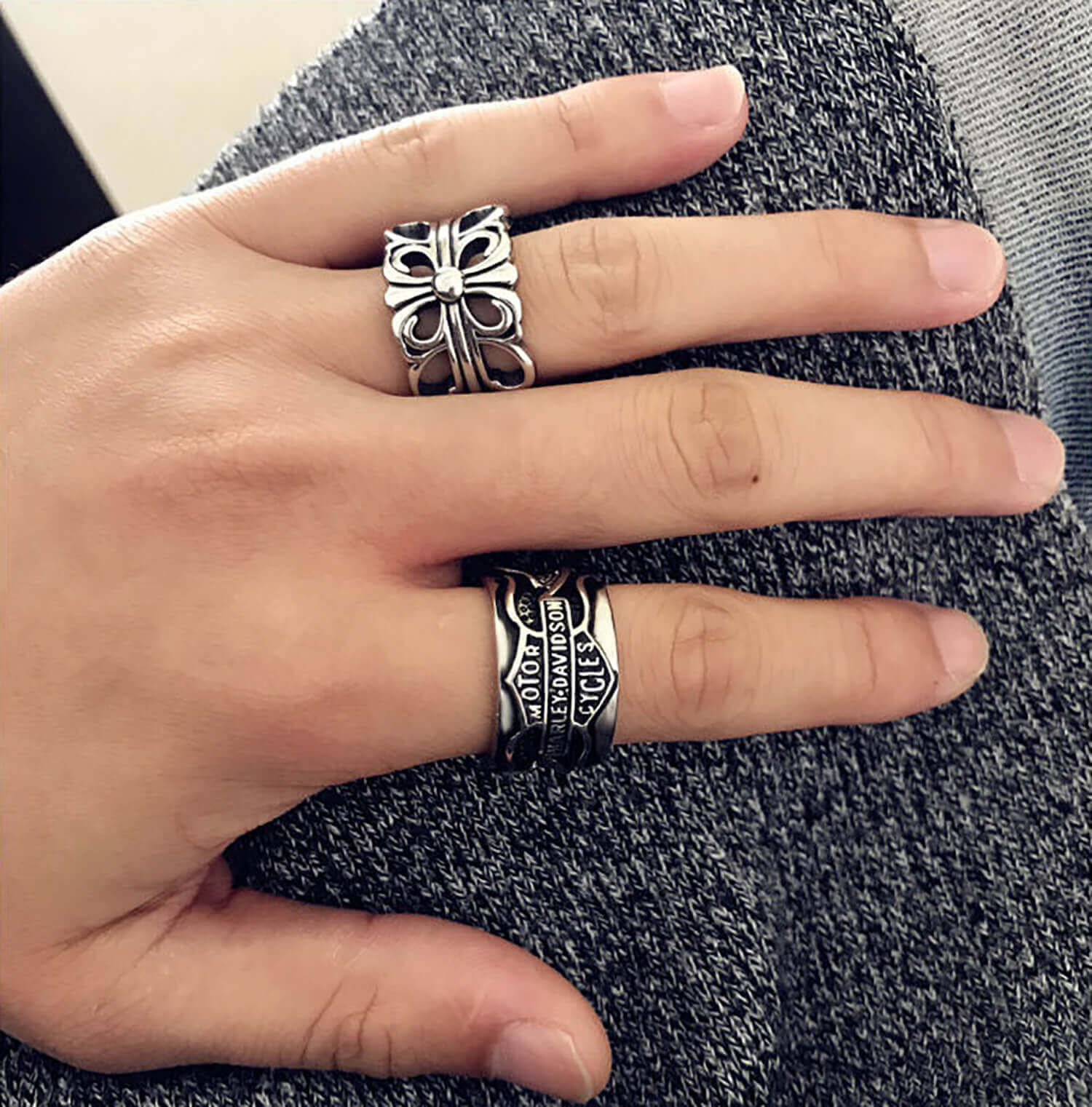 Ring Stainless Stee