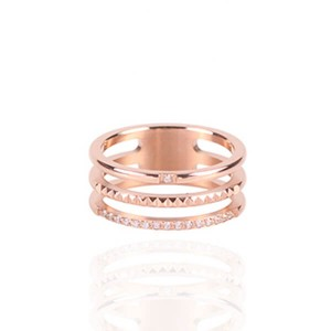 Stackable Ring Eternity Bands Titanium decoration Bands For Women