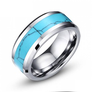 Manufacturer Price Teenager's Metal Ring Jewelry Tungsten Carbide Rings